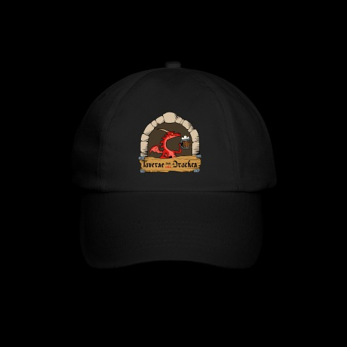 Taverne zum roten Drachen [Official] - Baseballkappe