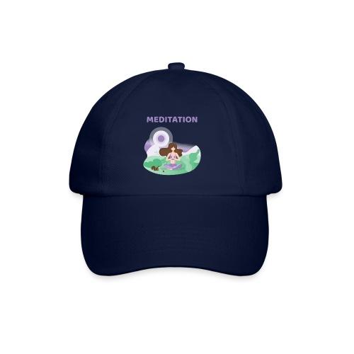 Yoga Meditation - Cappello con visiera