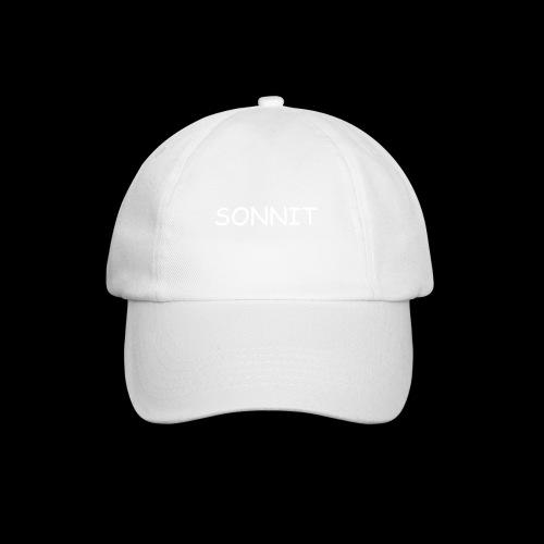 SONNIT WHITE OVER RED - Baseball Cap