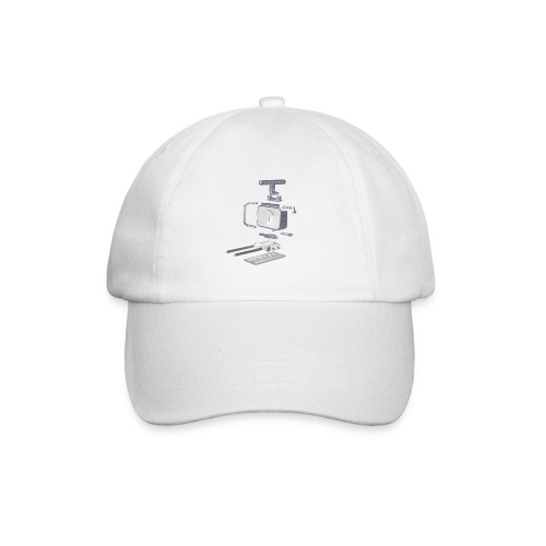 VivoDigitale t-shirt - Blackmagic - Cappello con visiera