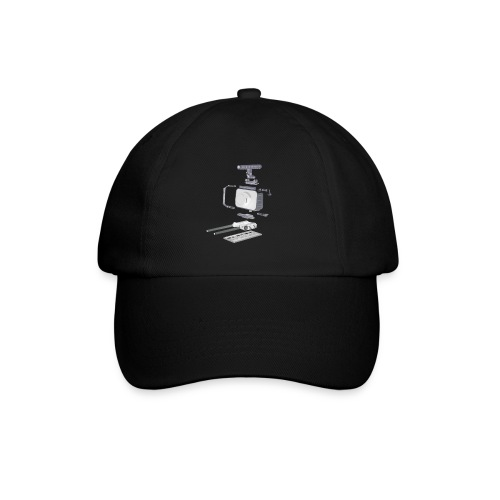 VivoDigitale t-shirt - Blackmagic - Cappello con visiera