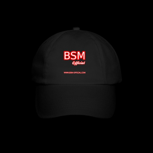 BSM Official Logo - Baseball Cap