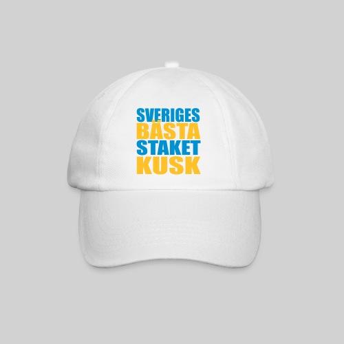 Sveriges bästa staketkusk! - Basebollkeps