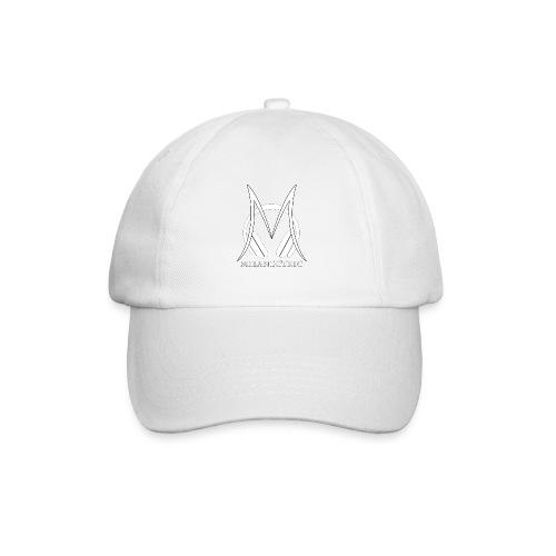 logo musik shirt - Baseballkappe