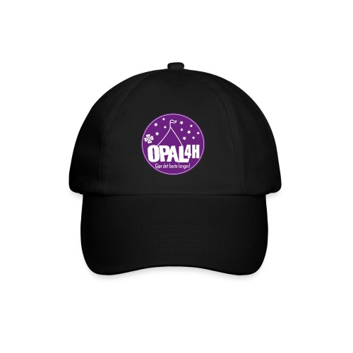 OPAL 4H logo - Baseballcap