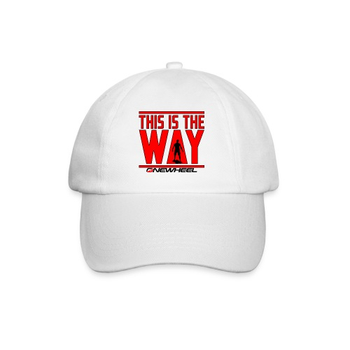 This Is The Red Way - Baseballkasket
