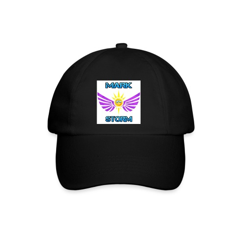 Mark Storm logo - Baseball Cap