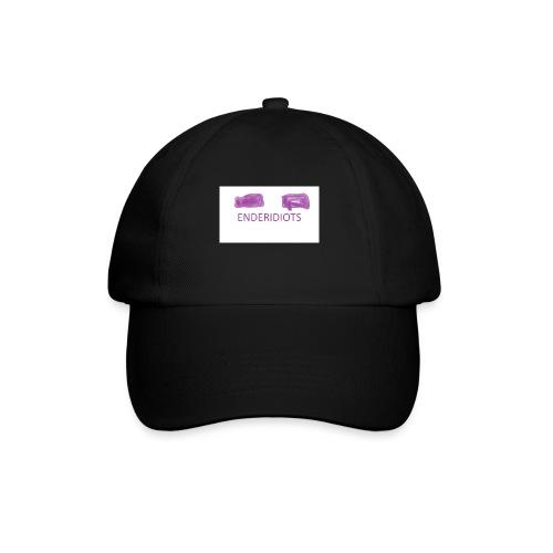 enderproductions enderidiots design - Baseball Cap