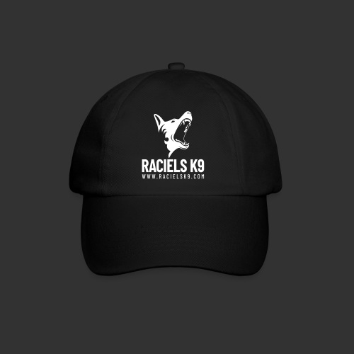 Raciels K9 TEXT & HEAD 2 - Baseball Cap