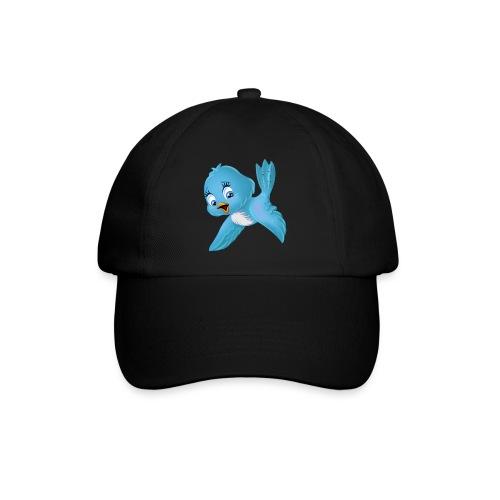 Blue Bird - Baseballcap