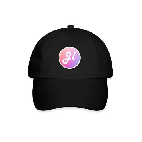 Just Lewis Circle Logo - Baseball Cap