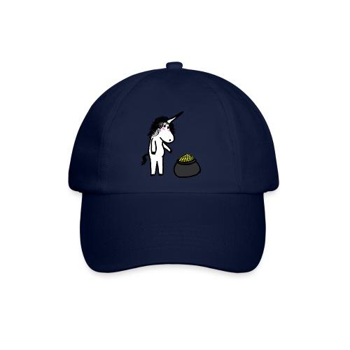 Oro unicorno - Cappello con visiera