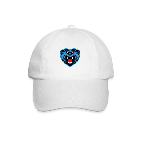v2 logo rain - Baseballcap