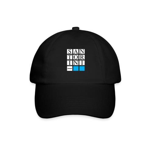 SANTORINI - Cappello con visiera