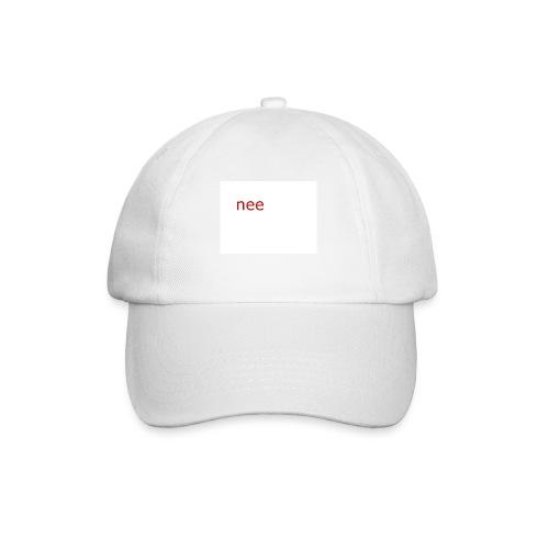 nee t-shirts - Baseballcap