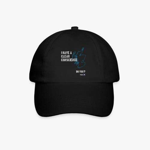 Clear Conscience - Baseball Cap