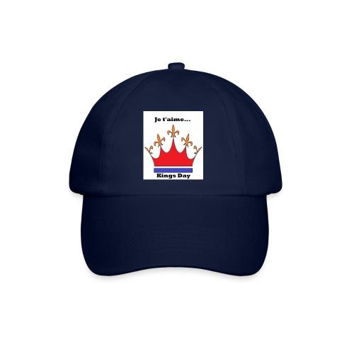 Je taime Kings Day (Je suis...) - Baseballcap