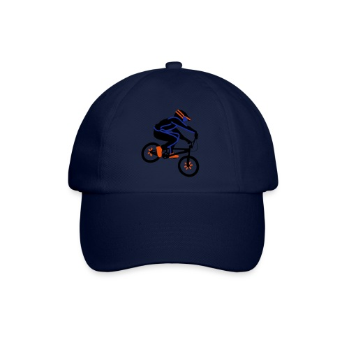 BMX Rider Dark - Baseballcap