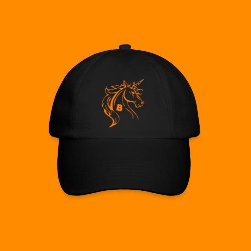 orange biodusty unicorn shirt - Baseballcap
