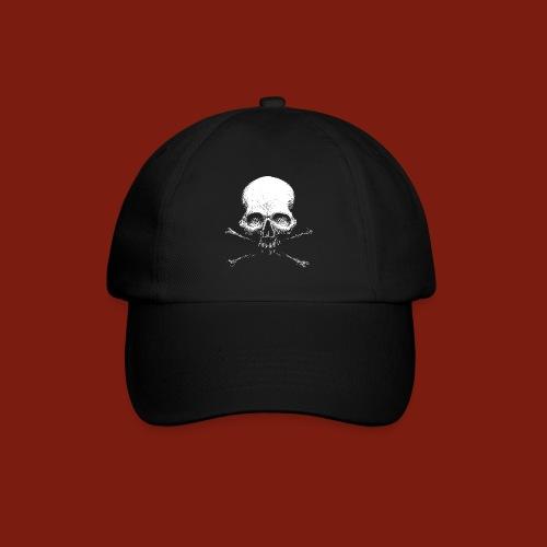 Old Skull - Baseball Cap