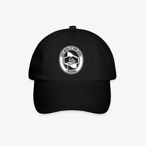 Logo Troihand invertiert - Baseballkappe