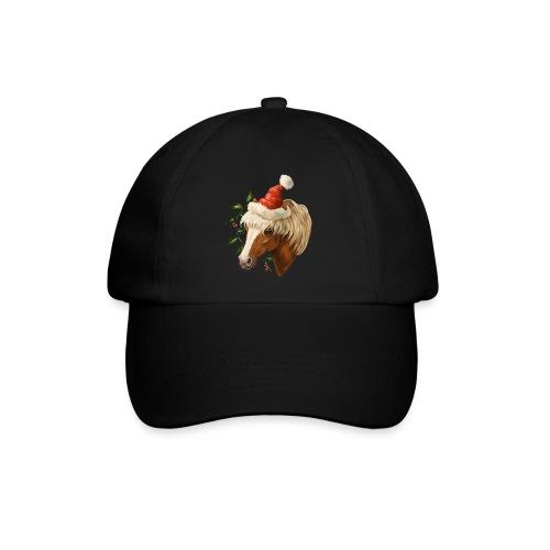 Christmas Pony - Baseballkappe