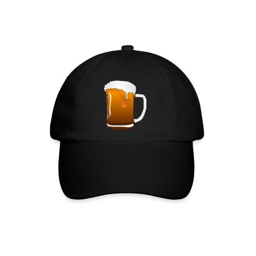 Cartoon Bier Geschenkidee Biermaß - Baseballkappe