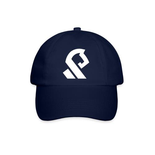 Offerspill Hvit Logo - Baseballcap
