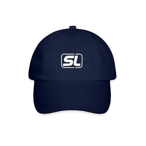 SL BWihte - Baseballkappe