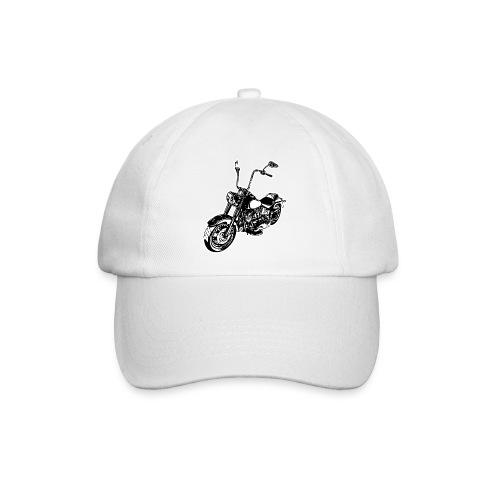 Moto Softail - Gorra béisbol
