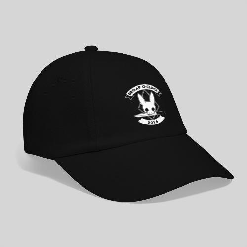 groot_rug_wit - Baseball Cap