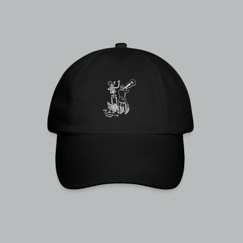 DFBM unbranded white - Baseball Cap
