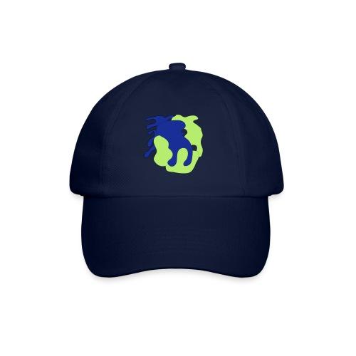 Macchie_di_colore-ai - Cappello con visiera