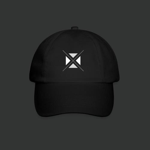 hipster triangles - Baseball Cap