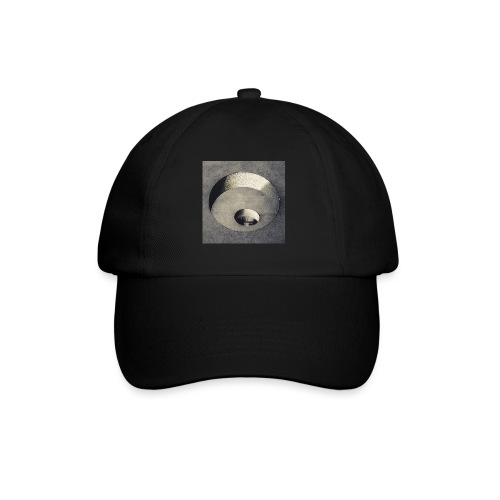 rings of holes - Cappello con visiera