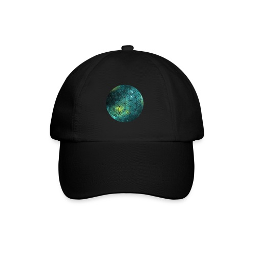 FlowerOfLife Cool - Baseballcap