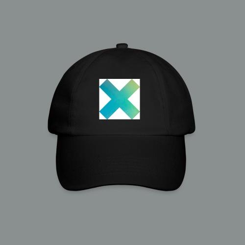 blue X - Cappello con visiera