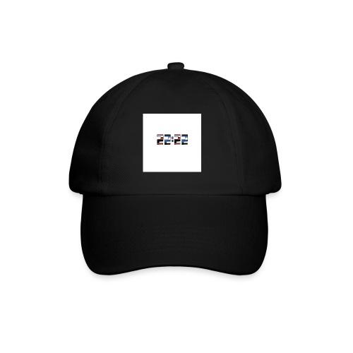 22:22 buttons - Baseballcap