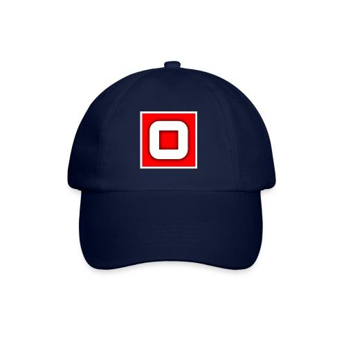 Vanlig Logo (tonåring) - Basebollkeps