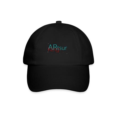 ARtsurKing Logo - Baseball Cap