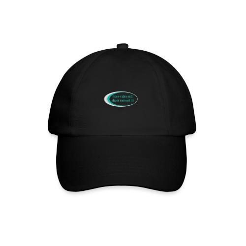Keep calm and shoot manual slogan - Baseball Cap