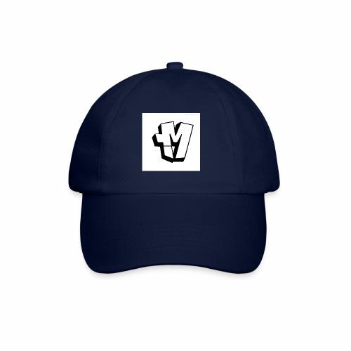 graffiti alphabet m - Baseball Cap