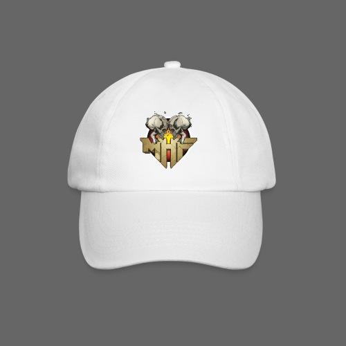 new mhf logo - Baseball Cap