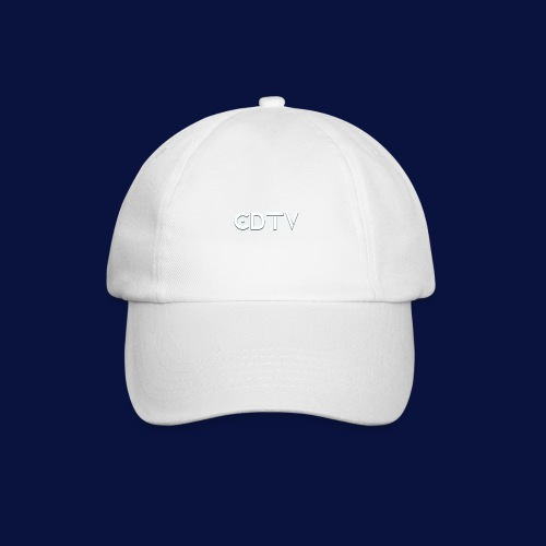 CDTV Hat Logo - Baseball Cap