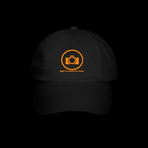 Orange 2 png - Baseballkasket