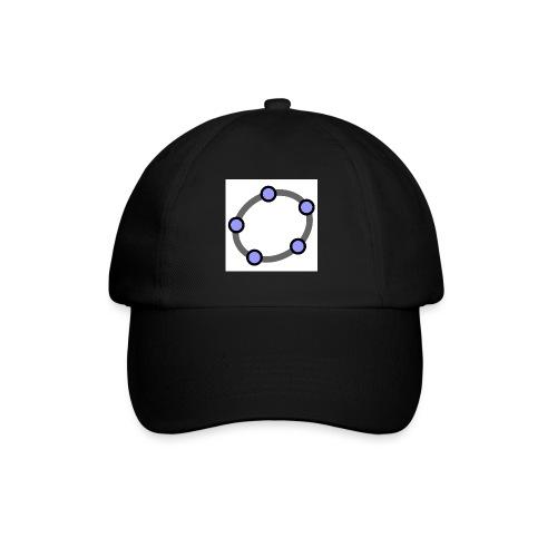 GeoGebra Ellipse - Baseball Cap