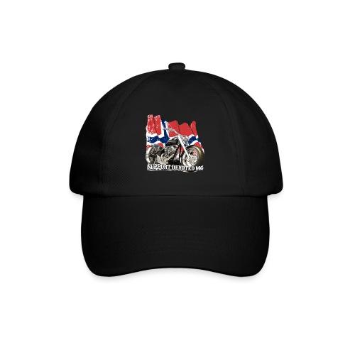 SUPPORT STREETWARE FLAG1 - Baseballcap