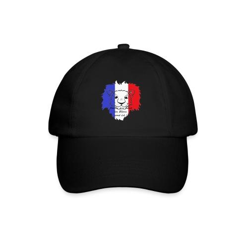 Lion supporter France - Casquette classique