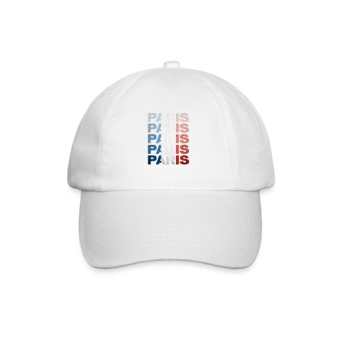 Paris, France - Baseball Cap