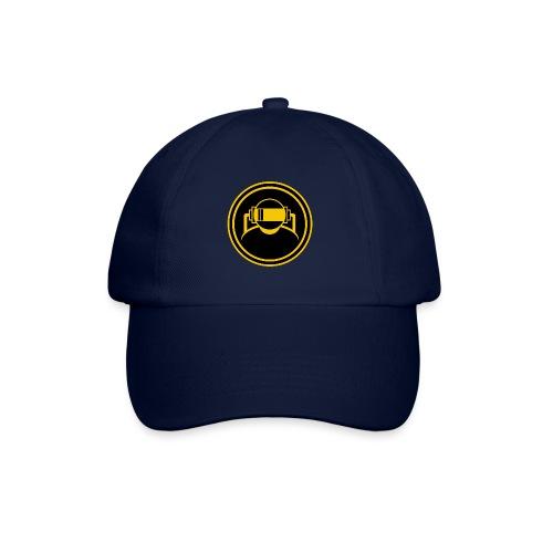 Mens Slim Fit T Shirt. - Baseball Cap